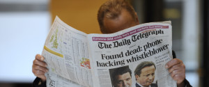 Telegraph Scandal