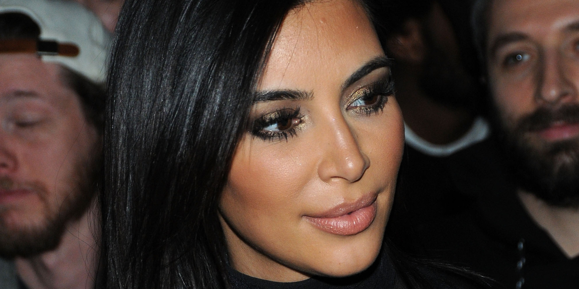 Kim kardashian s face was left bloody after undergoing a new designer