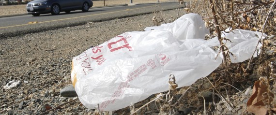 CALIFORNIA PLASTIC BAG