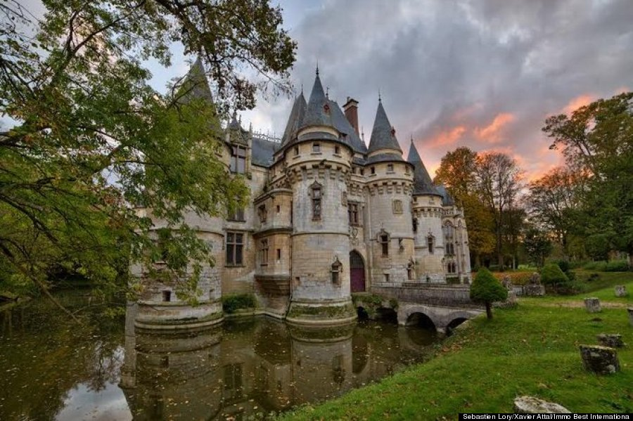 Cheap Mansions For Sale In Usa Awesome 5 Castles For Sale You Could Buy Right Now  Huffpost 2017