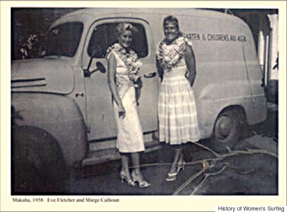 calhoun makaha 1958