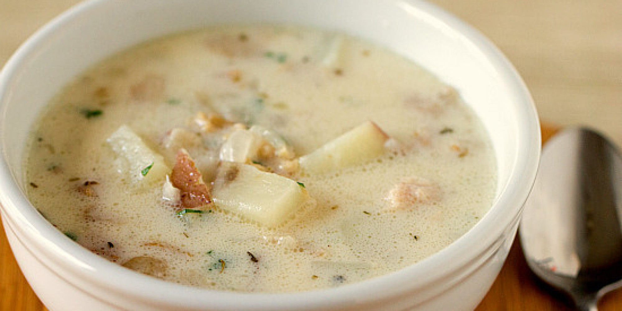 Clam Chowder Recipes For Every Kind Of Chowder Fan There Is | HuffPost