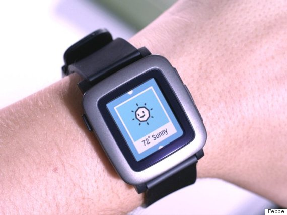 pebble time