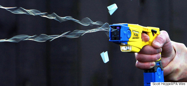 The Number Of Children Being Tasered By Police Is Very Troubling...