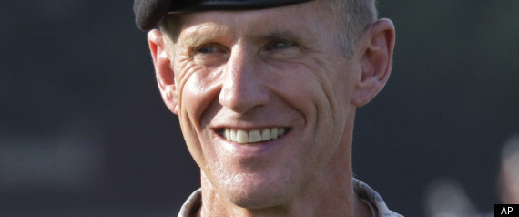 MCCHRYSTAL JOINING FORCES