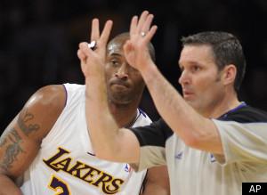 Lakers Thunder