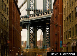 Manhattan Bridge Dumbo