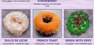 Donut Shop Lets Customers Design Their Own Damn Donuts