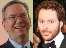 Eric Schmidt Sean Parker Raine Investment