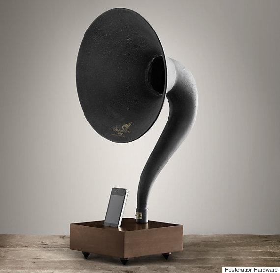 gramaphone speaker