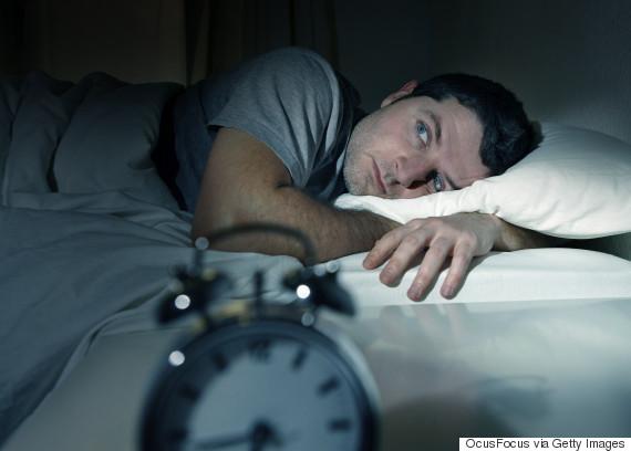 awake night