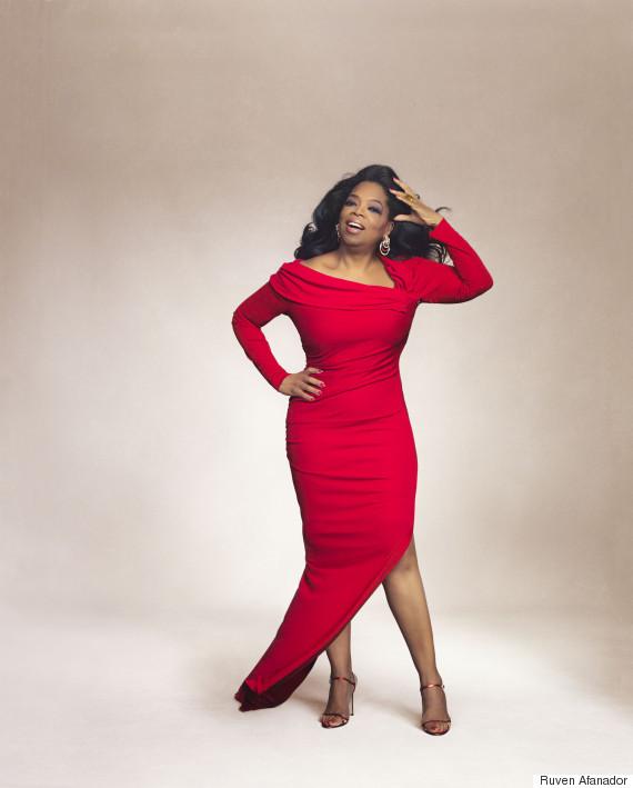 oprah magazine cover shoot june 2014