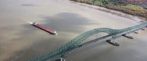 Ship Saint Lawrence River