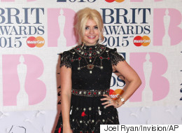 Brit Awards: Has Holly Been Taking Style Tips From Pal Fearne?