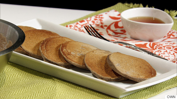 own ownshow buckweat pancake recipe