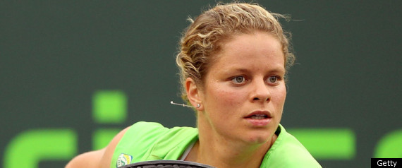 KIM CLIJSTERS FRENCH OPEN