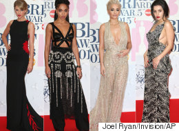 Brit Awards 2015: The Best And Worst Dressed Stars