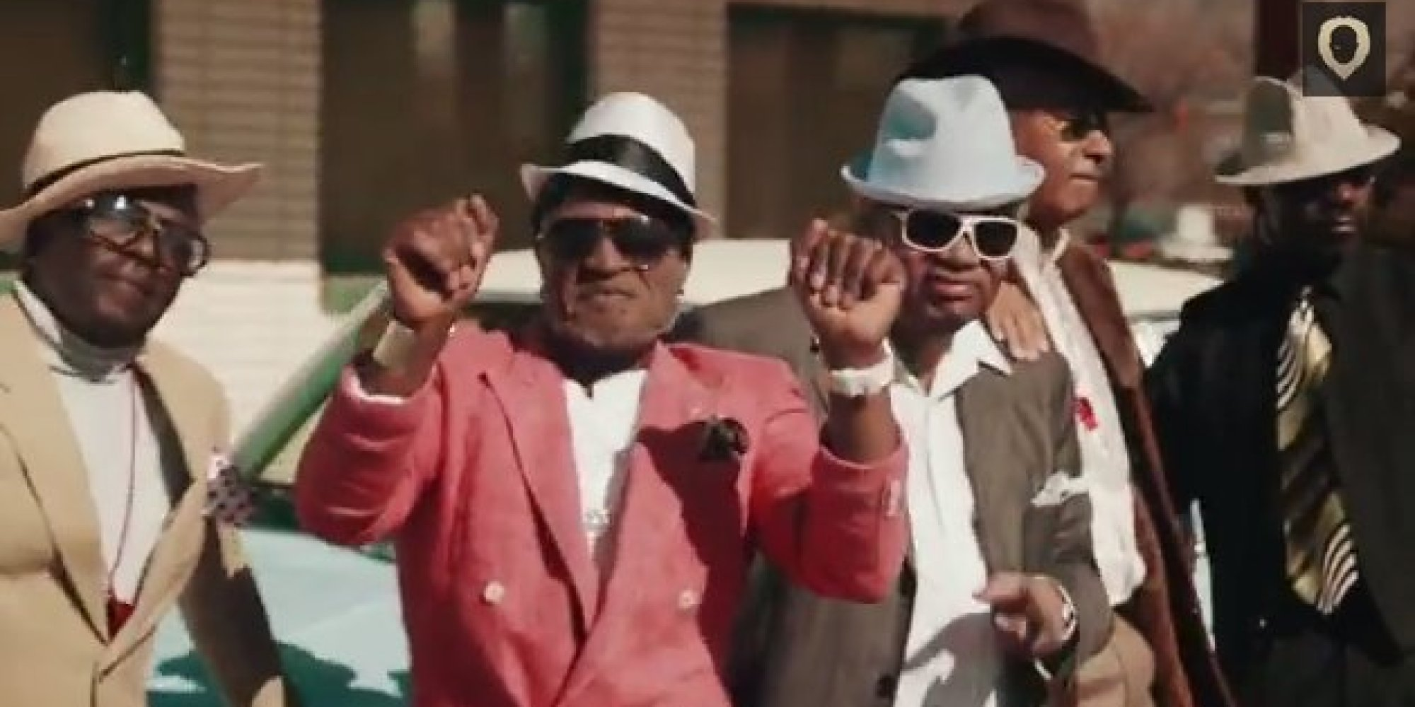 Uptown funk featuring dancing seniors will make you want to get up