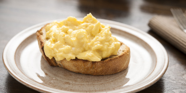 Why Adding Milk To Your Scrambled Eggs Is A Mistake | The ...