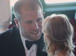 Groom Makes Wedding Vows To 3-Year-Old Stepdaughter