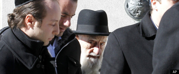 RABBI MONEY LAUNDERING