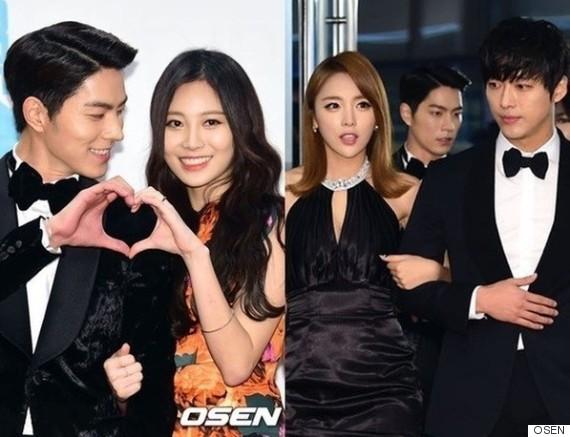Hong jonghyun nana dating nake 6