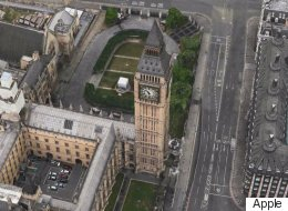 Apple Maps 3D View Is Now 'Real Time'