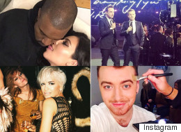 Best Instagram Snaps From The Brits