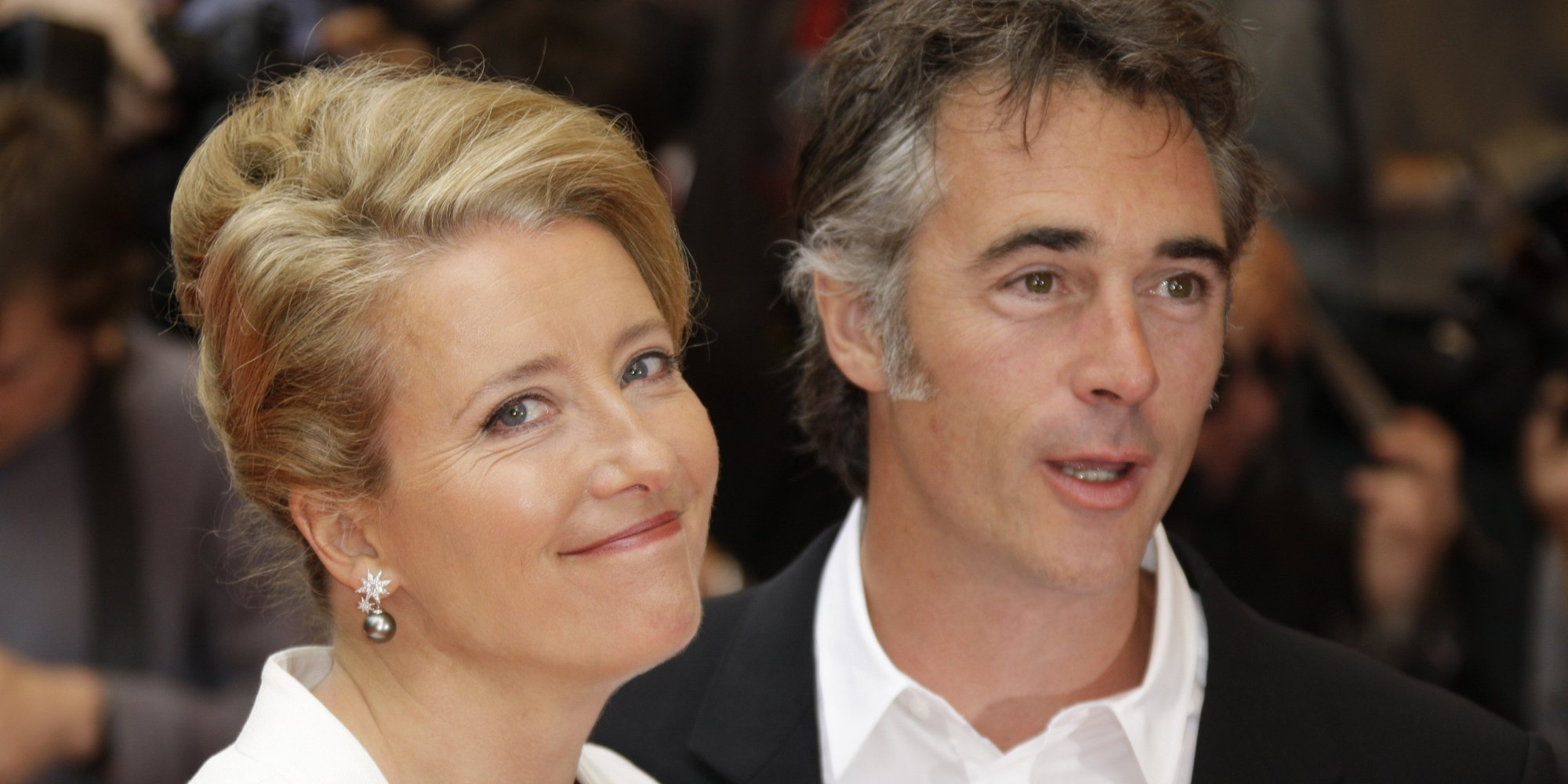 greg wise wife