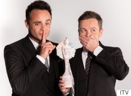 Ant And Dec's Funniest Brits One-Liners