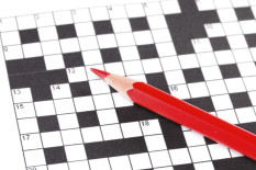 Crossword puzzle | Pic: Belchonock via Getty Images