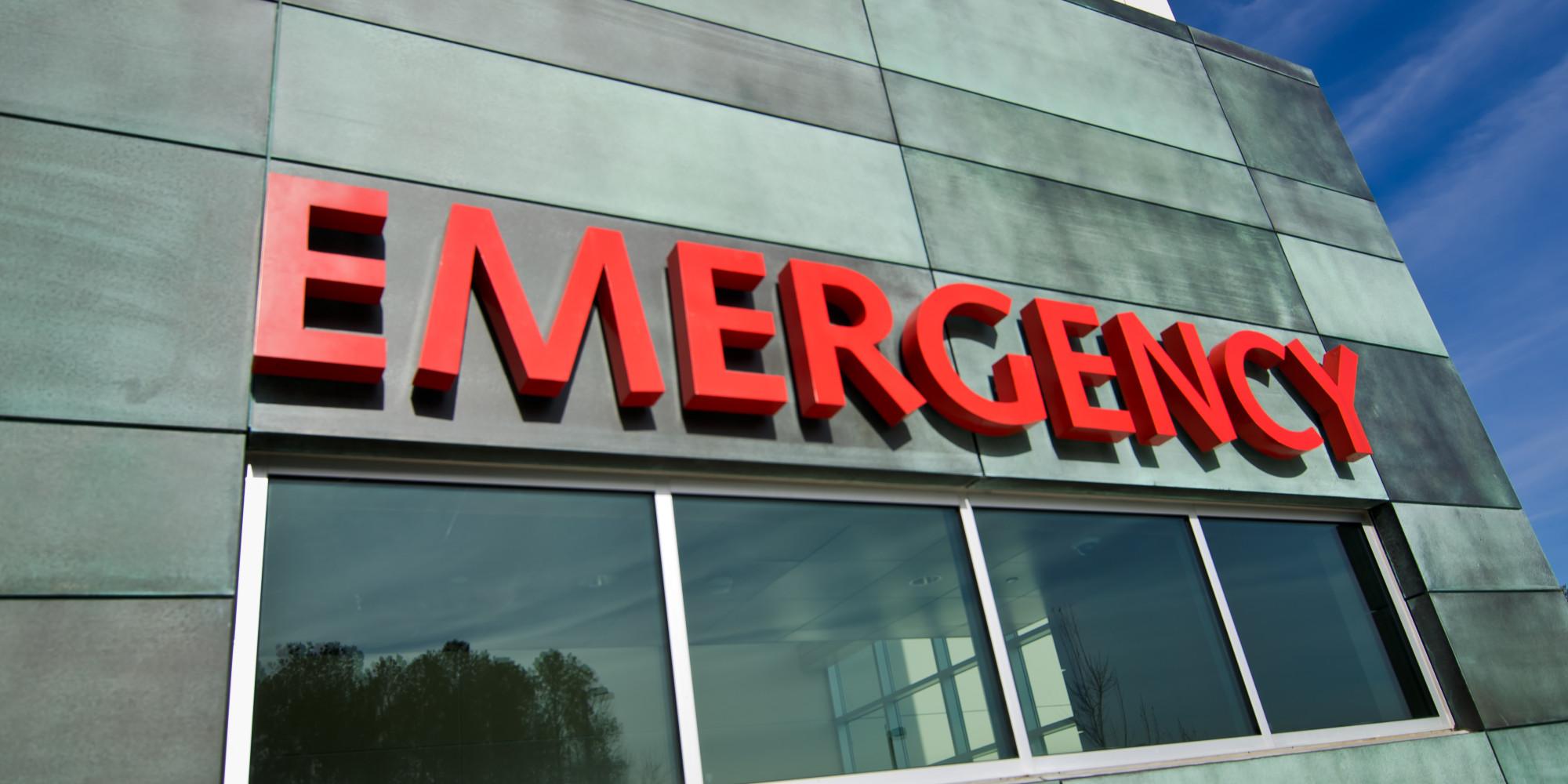 Emergency Room Deutsch