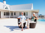 Boomers' Homes Are Once Again Their Castles
