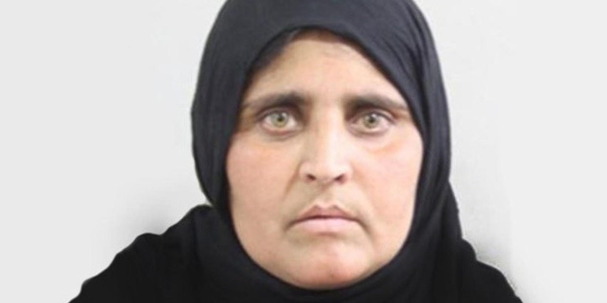 Afghan girl photo date