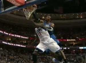 Dwight Howard Alley Oop