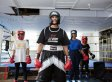 'Why I Wrote A Play About Female Muslim Boxers'