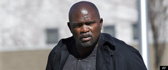 LAWRENCE TAYLOR OFFICIALLY SEX OFFENDER