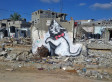Banksy Goes Undercover In Gaza To Support Struggling Palestinians