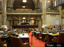 New York State Capitol Tour