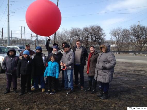 petcoke balloon group