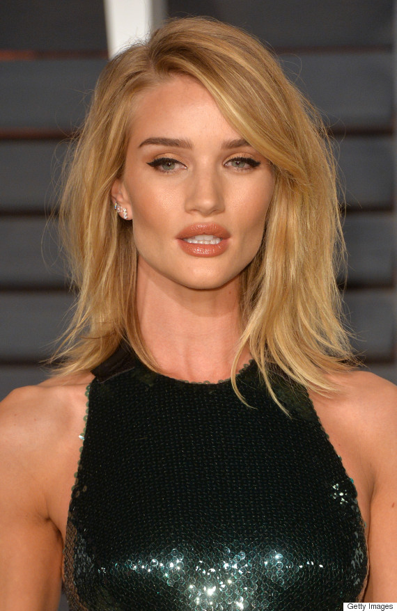 Rosie Huntington-White... Rosie Huntington Whiteley Hair