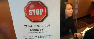 MEASLES ARIZONA
