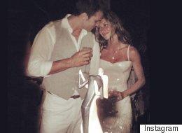 Gisele Shares Beautiful Wedding Photo On Her Anniversary