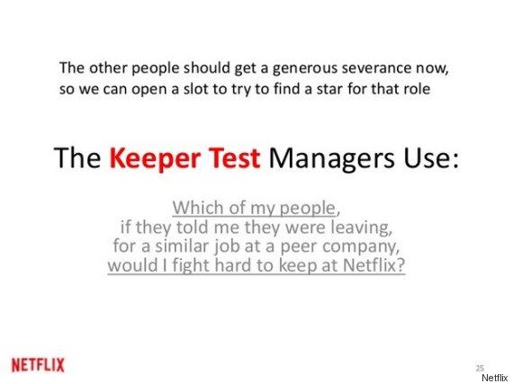 keeper test