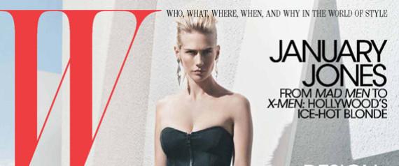 JANUARY JONES COVER