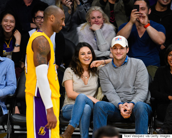 ashton kutcher basketball