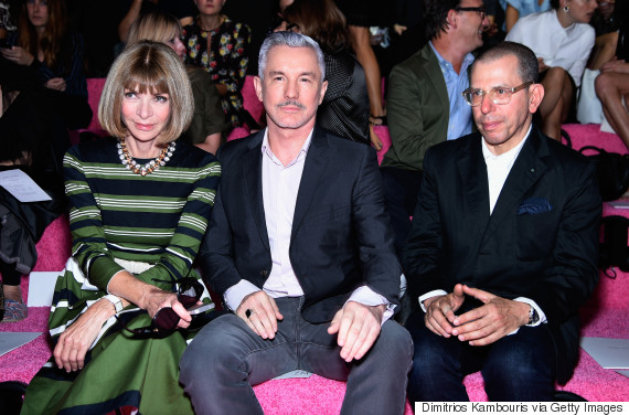 front row marc jacobs