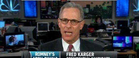 KARGER MSNBC