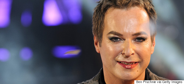 You Won't BELIEVE What Happened To Julian Clary When He Met The Queen