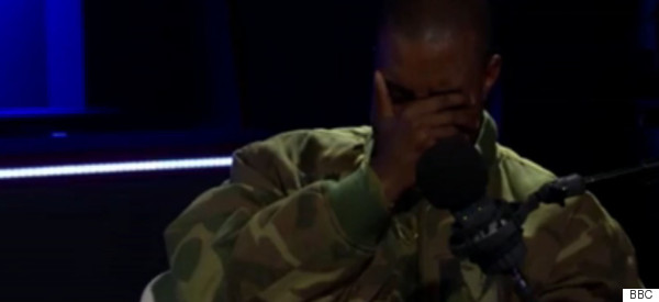 What's Made Kanye West So Emotional?